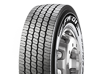 Maximum steering precision and grip on any kind of road condition: snow, wet and dry