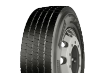 Maximum steering precision and grip on any kind of road surface: snow, wet and dry