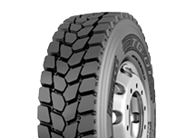 Resistance to lacerations in off-road and mileage and acoustic comfort on asphalted roads.