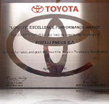 toyota-awarded-pirelli