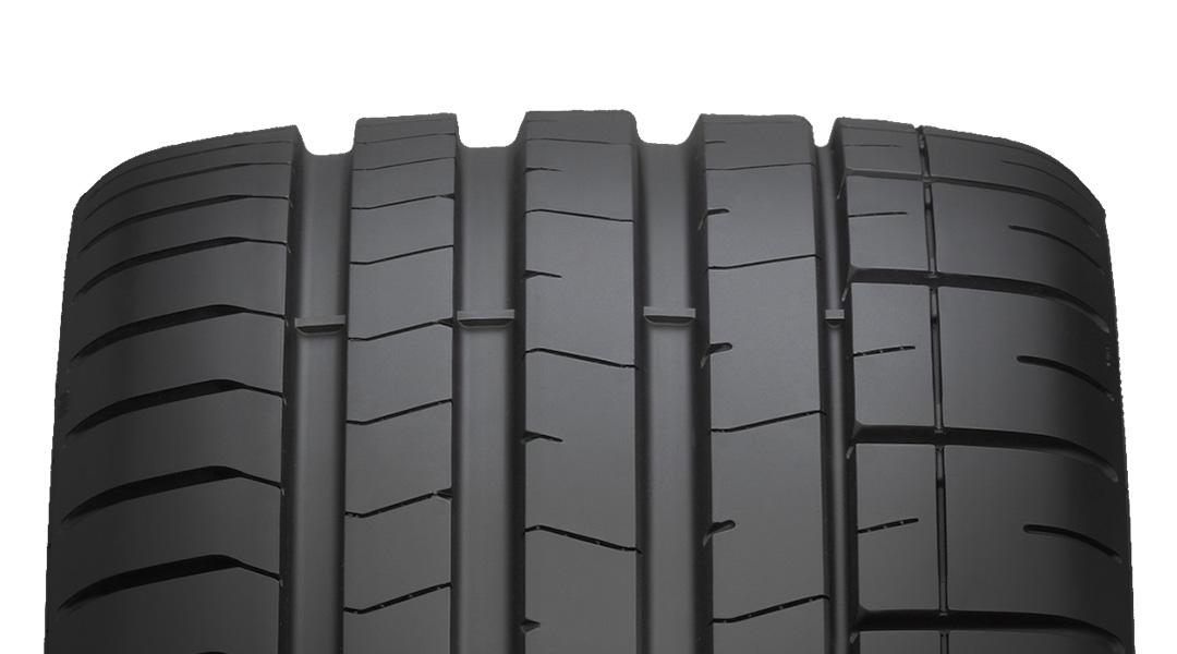 P Zero Sportlich Pkw Reifen F 252 R Sommer Pirelli